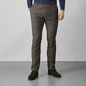 KOSTYMBYXA SHELBY WOOL TWILL