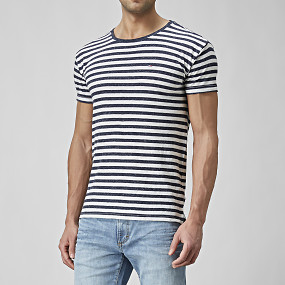 T-SHIRT THDM BASIC STRIPE