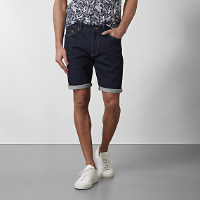 Jeansshorts Bowery Selvedge