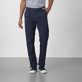Bailey tapered chinos blå