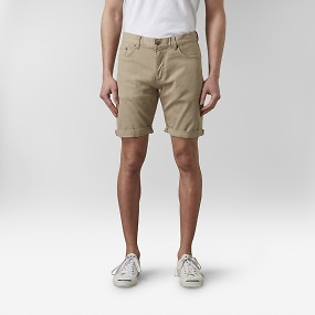Bowery jeansshorts beige