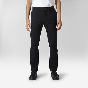 Baxter stretch chinos svart
