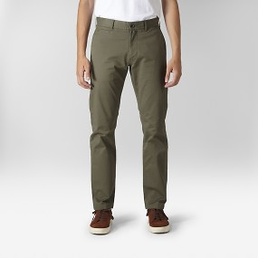 Baxter stretch chinos grön