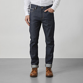 JEANS BOWERY SELVEDGE DENIM
