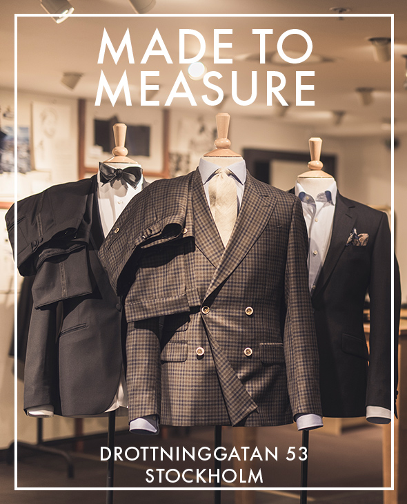 made to measure stockholm