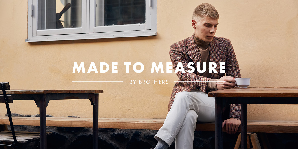 Made to measure - skärddarsydda kostymer
