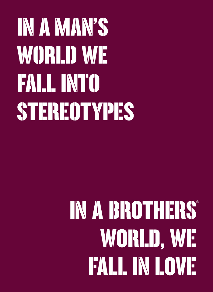 This is a Brothers World citat
