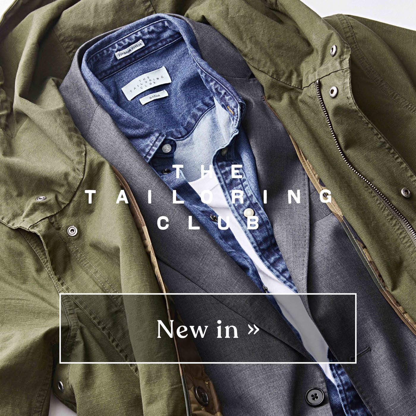 The Tailoring Club - new look!