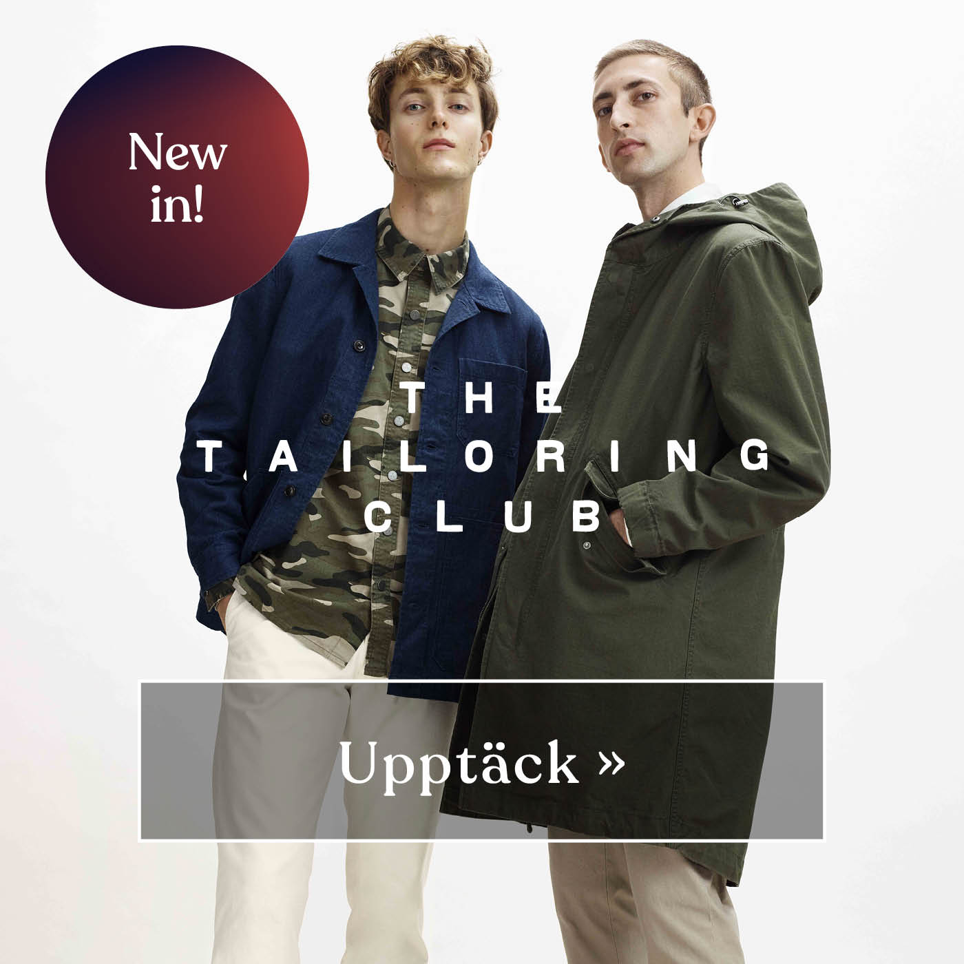 The Tailoring Club - new in!