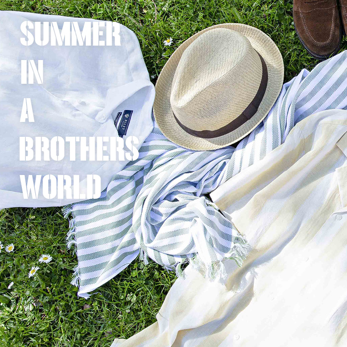 Summer in a Brothers World - sommarshoppen