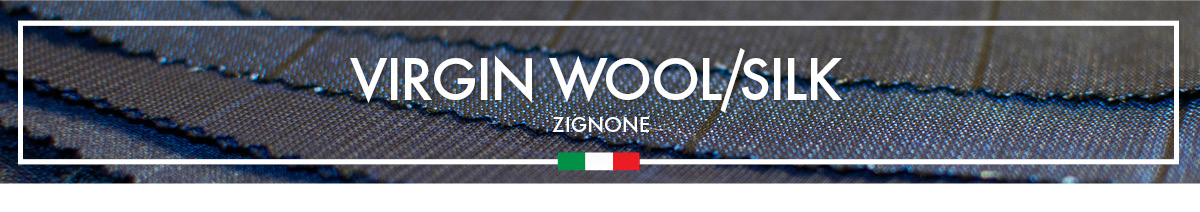 virgin wool zignone