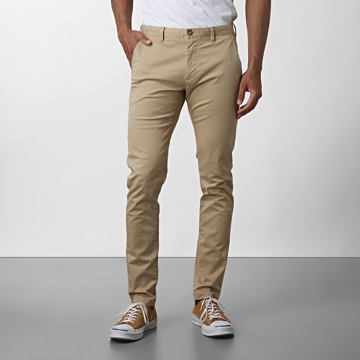 Chinos Barton Super slim fit