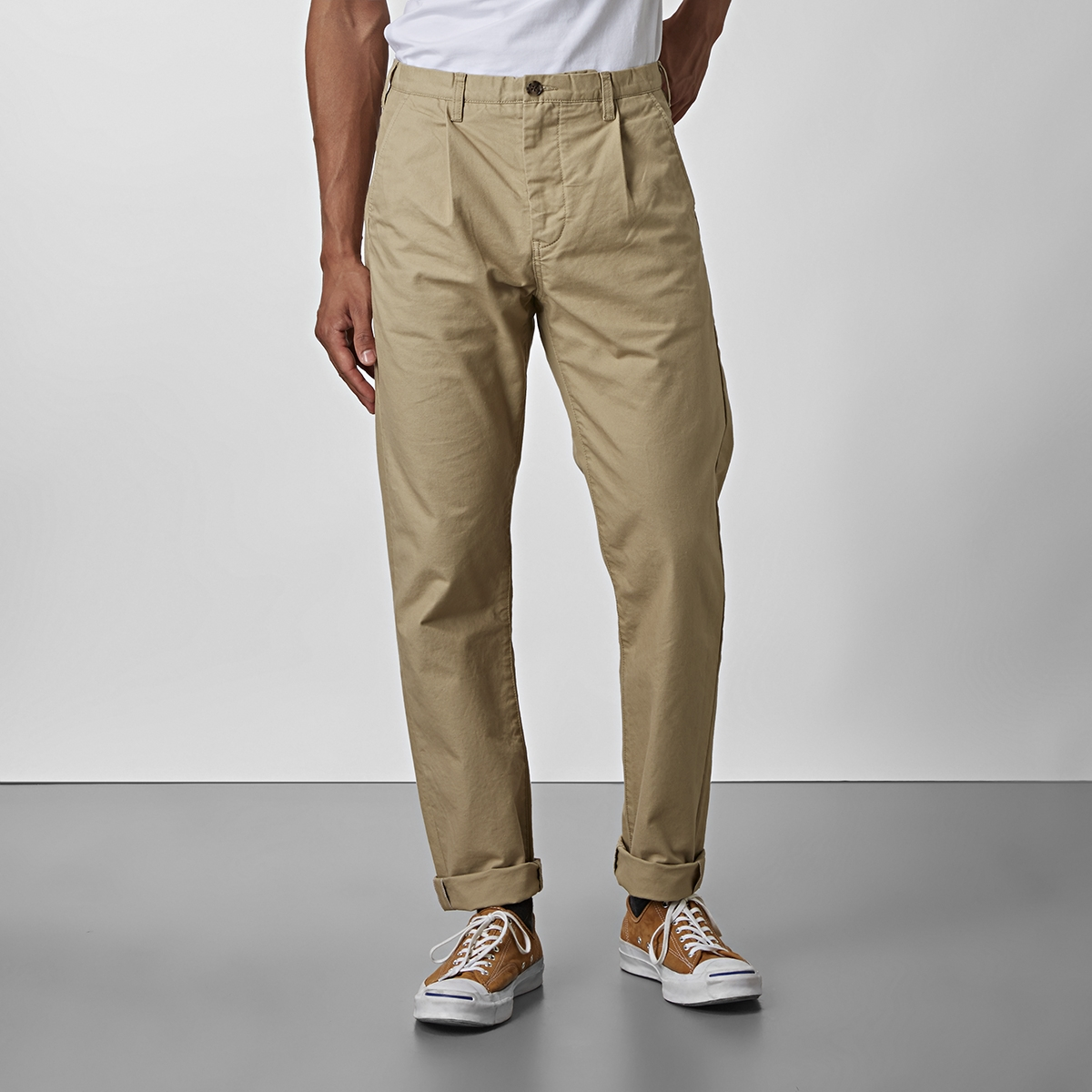 Chinos Bailey tapered fit