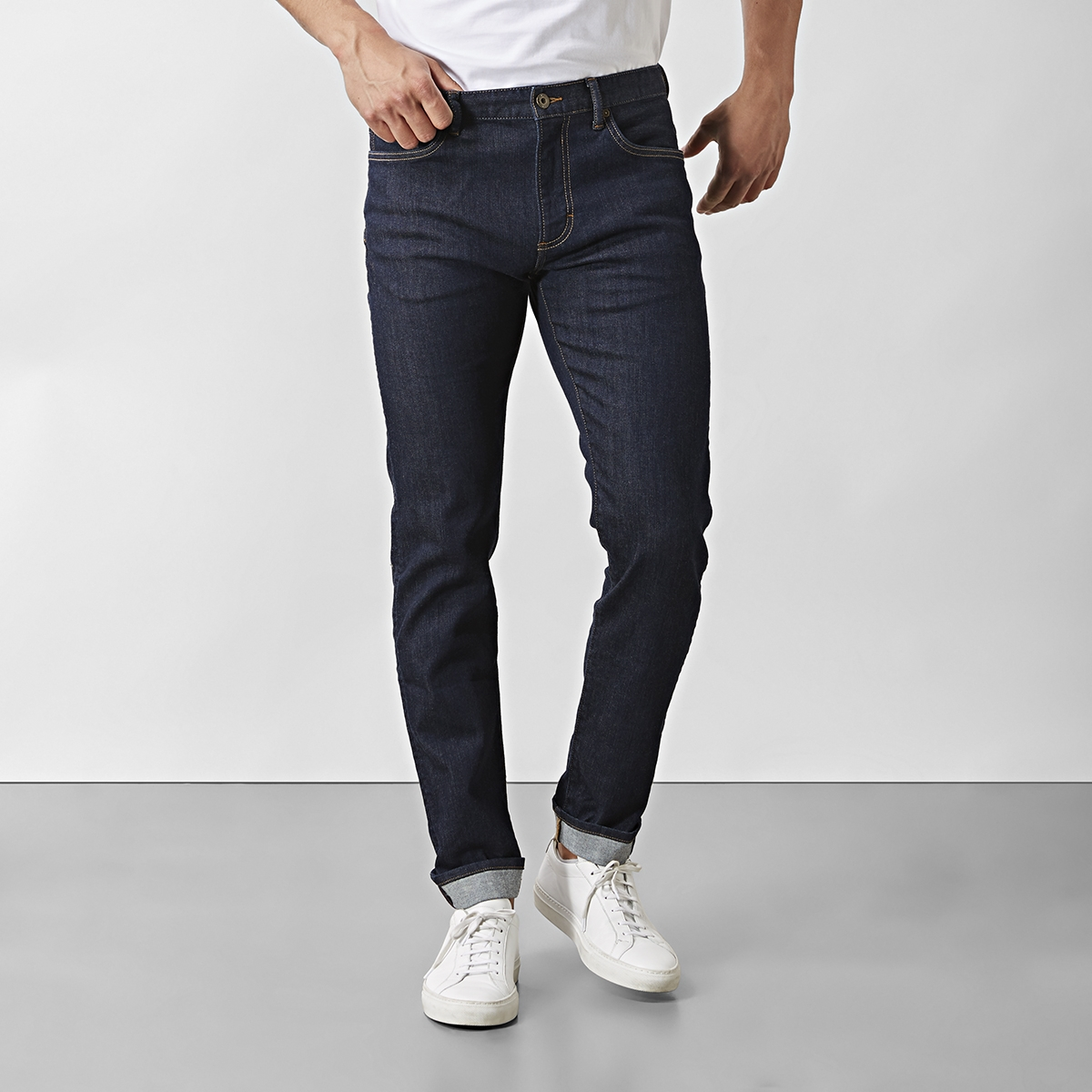 Jeans Barton Super slim fit