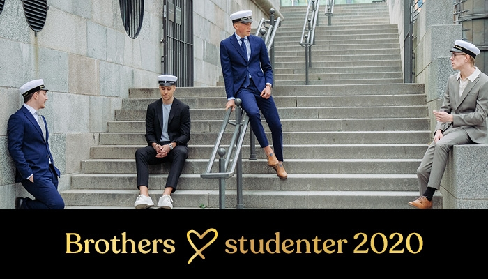 Brothers <3 studenter