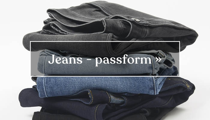 Passformer Jeans